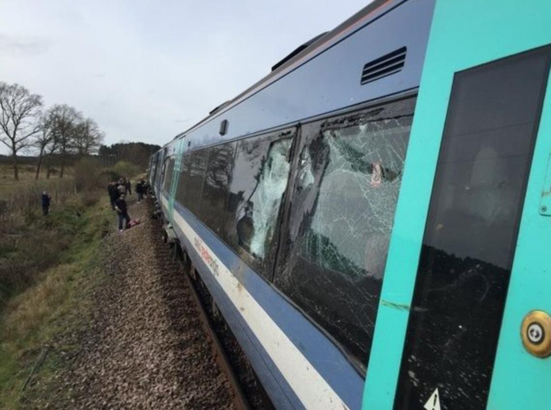 Thetford Train Crash