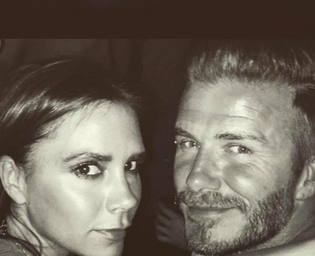 David Beckham wishes Victoria Beckham a Happy birt