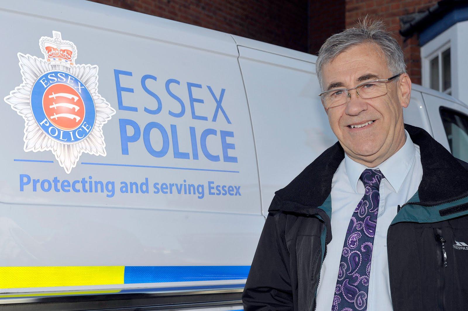 Martin Terry, Essex PCC candidate