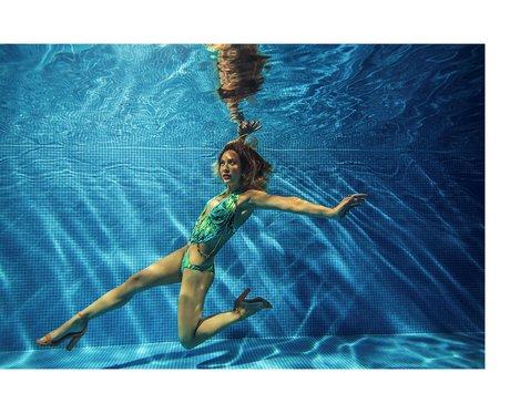 Myleene Klass new swimwear with Littlewoods