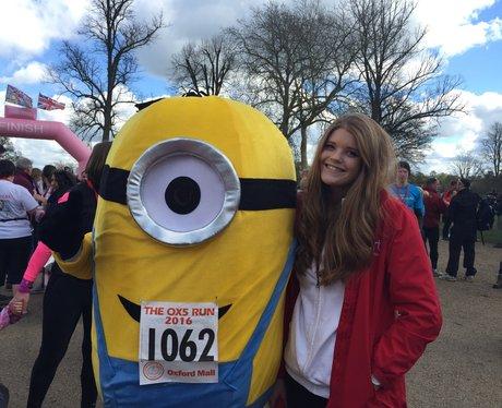 OX5 Run 2016 at Blenheim Palace