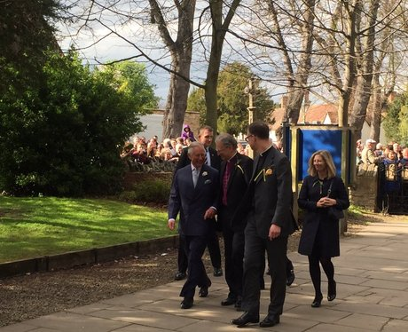 Prince Charles at Shakespeare's 400th celebrations