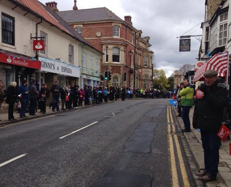 Tour de Yorkshire - Day One in Wetherby