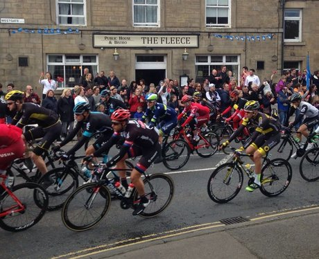 Tour de Yorkshire - Day Two