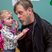 Image 3: Mark Hamill visits hospital patients on Star Wars