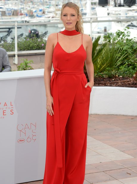 Blake Lively Cafe Society premiere Cannes Film Fes