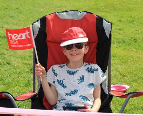 Race for Life Warrington 2016