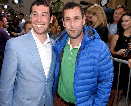 Adam Sandler finally meets his doppleganger at The
