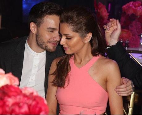 Liam Payne and Cheryl get close