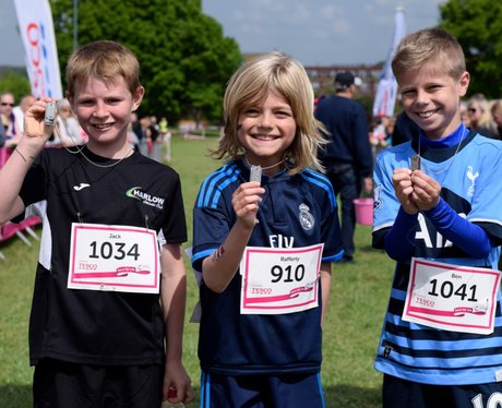 Race For Life Harlow 2016 Part 2