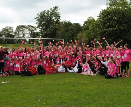 Race For Life Wakefield 2016
