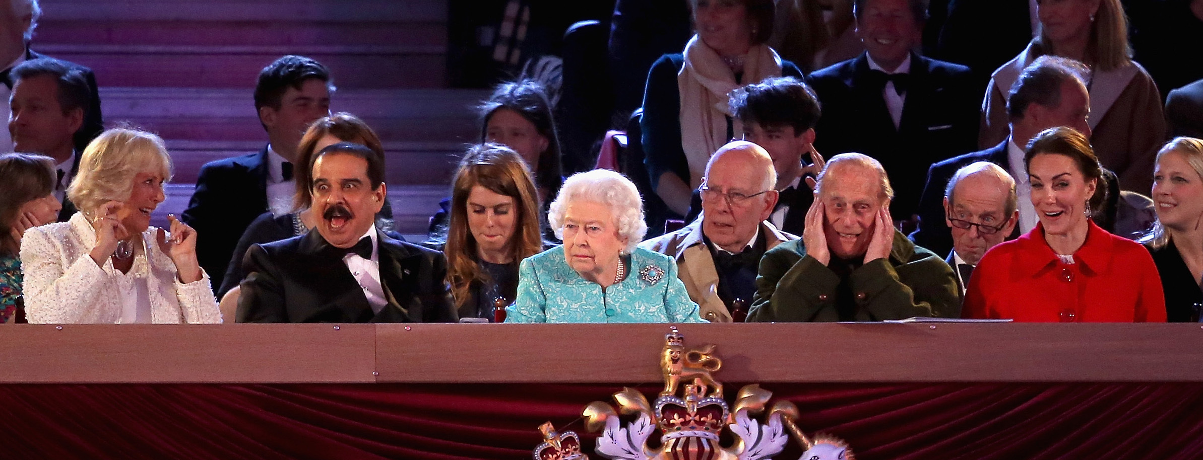 the queen 90th birthday celebrations