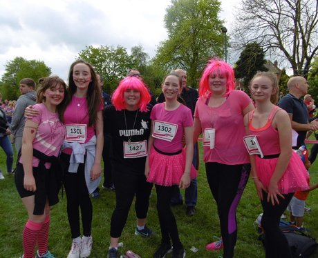 Walsall 5K Race For Life - After!