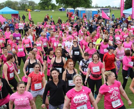10K Race For Life - Swindon!