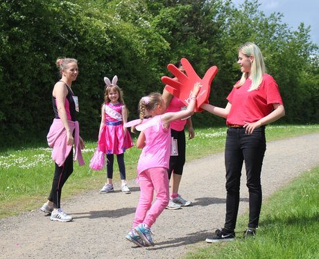 Heart Angels: Race For Life - Sudnerland 23rd May