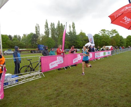 Race For Life Telford - Part Two!