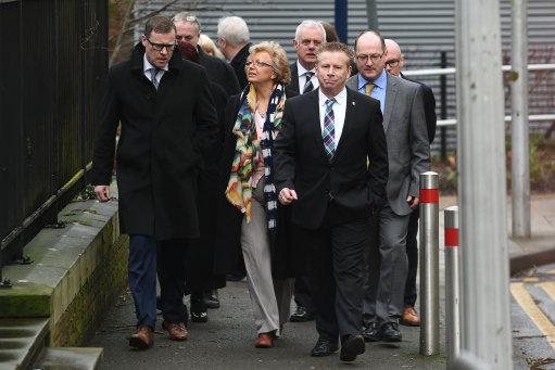 Birmingham Pub bombings victims families