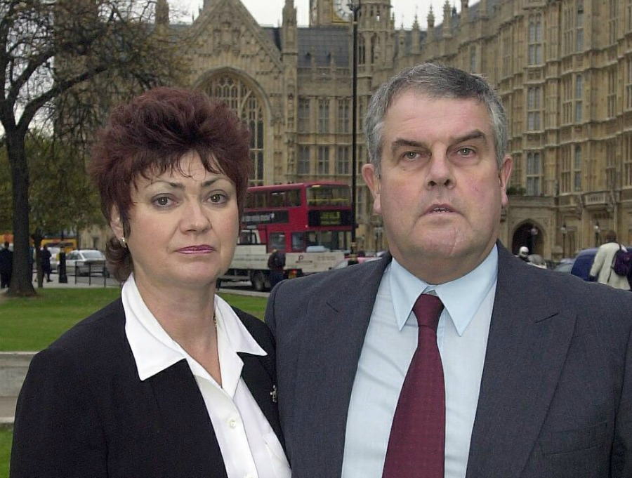 Cheryl James parents
