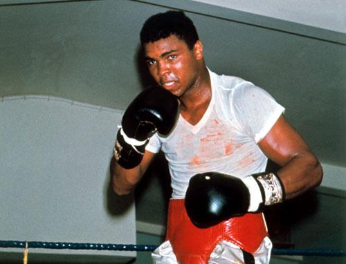 Muhammad Ali amateur