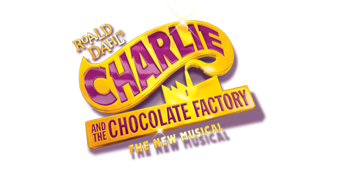 New Charlie and the Chocolate factory logo
