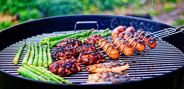 Norfolk fire service issues BBQ warning
