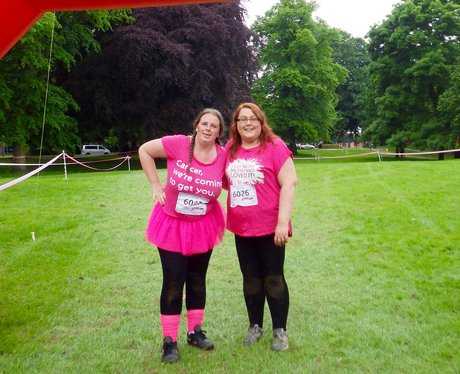 Pretty Muddy 2016 - Northampton