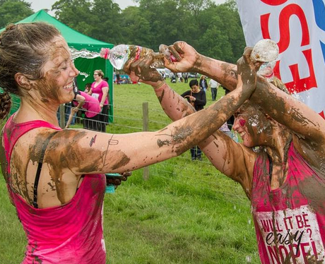 Race For Life Pretty Muddy Stamford 2016 Race For Life