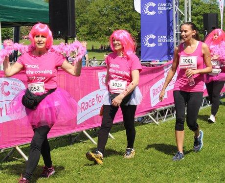 Heart Angels: Race for Life - Gateshead -05th June