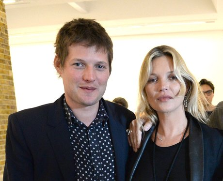Kate Moss and her men