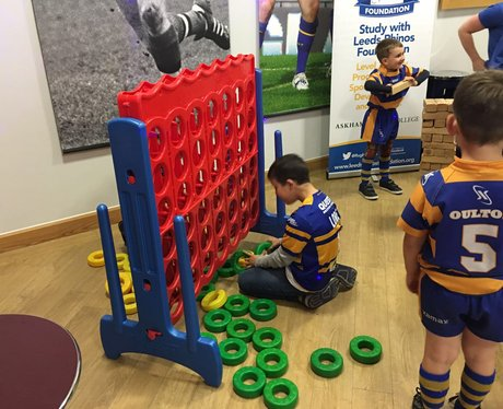 Leeds Rhinos - 2nd June