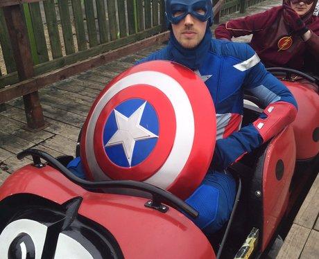 Lightwater Valley Superheroes