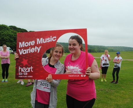 Race For Life & Pretty Muddy - Leeds