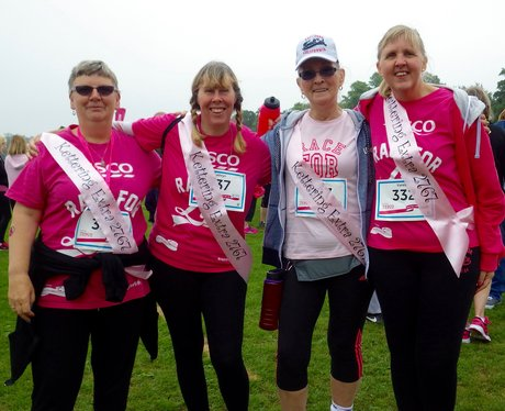 Race For Life 2016 - Northampton