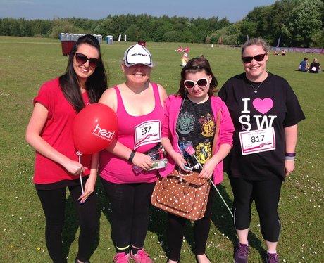 Race For Life Wrexham 2016