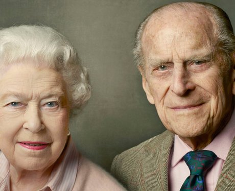 The Queen Prince Philip 90th Birthday