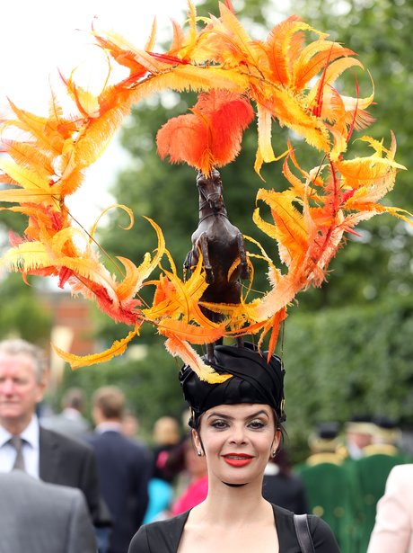 Ascot Ladies Day Hats 2016