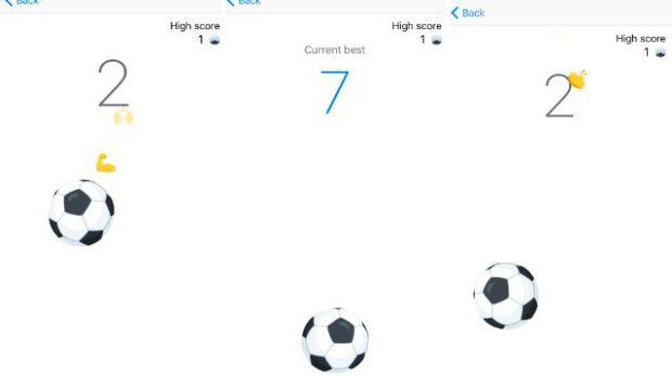 Facebook Messenger Football Game