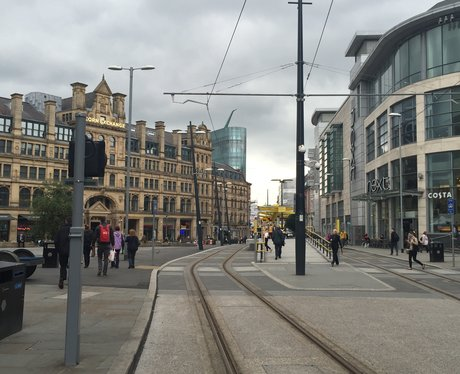Manchester Bombing Now