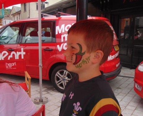 Heart Angels: Merthyr Chilli Fiesta (12.06.16)