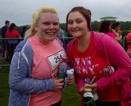 Race for Life 2016 - Milton Keynes
