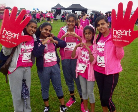 Race for Life 2016 - Watford - Part 1