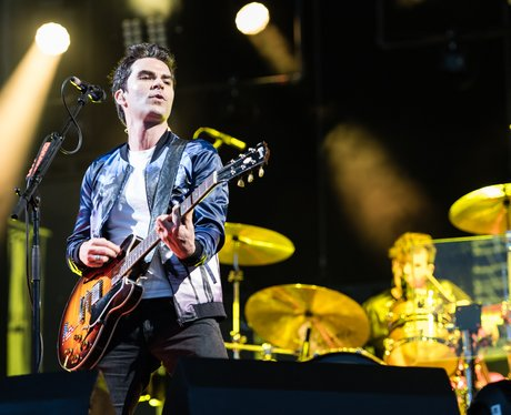 Stereophonics at Isle Of Wight Festival 2016