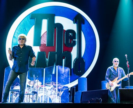 The Who at Isle Of Wight Festival 2016