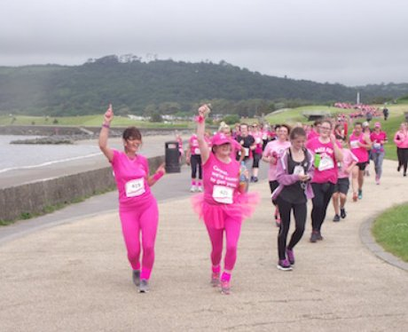 Heart Angels: Llaneli Race for Life (12.06.16)