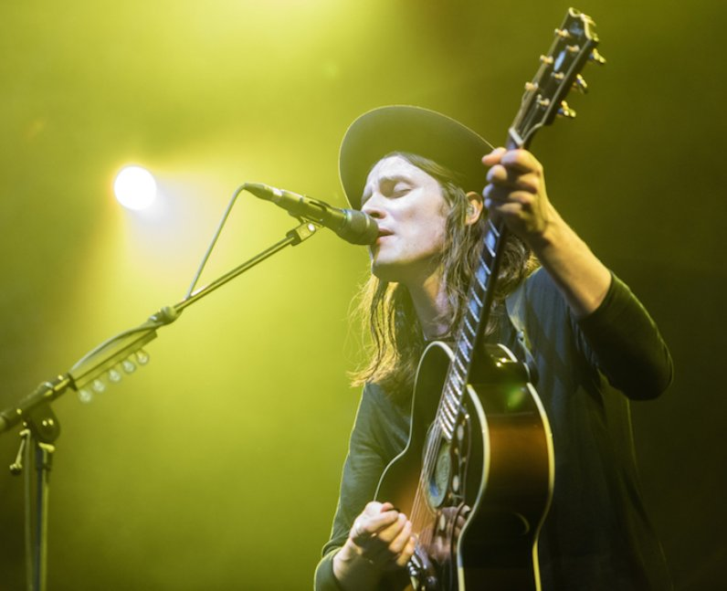 James Bay Bristol
