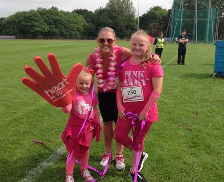 Race for Life: Bolton 2016
