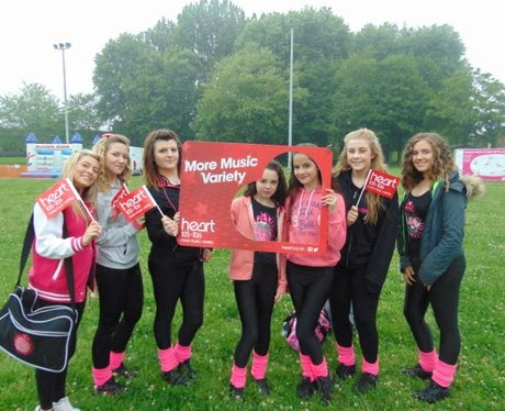 Race For Life Cwmbran 19th June 2016
