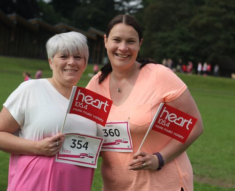 Race For Life:Preston 2016