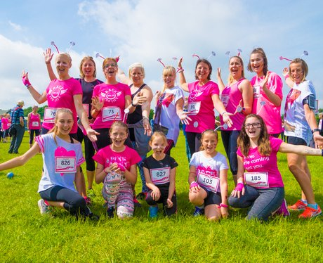 Race for Life Ipswich 2016