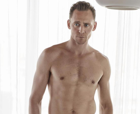 Tom Hiddleston W Magazine